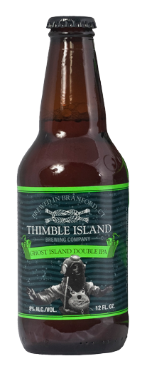 Thimble Island Brewing Company - Ghost Island Double IPA Bottle