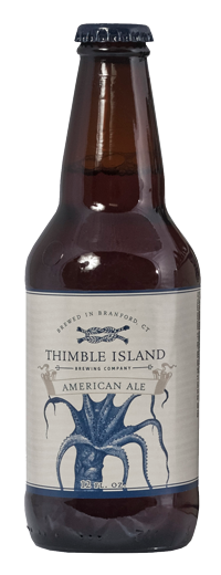 Thimble Island Brewing Company - American Ale 12 Oz Bottle