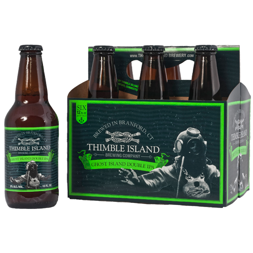 Ghost Island Double IPA - 6 Pack