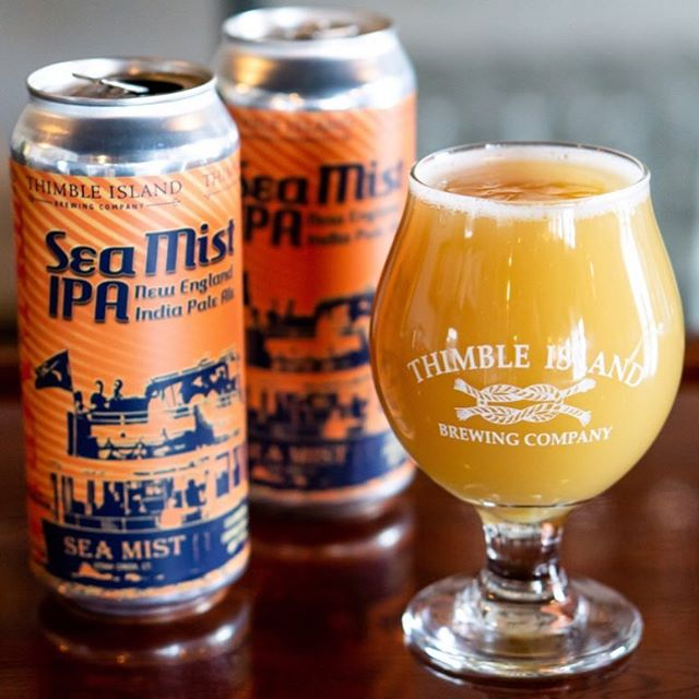 New England IPAs are here to stay 👌