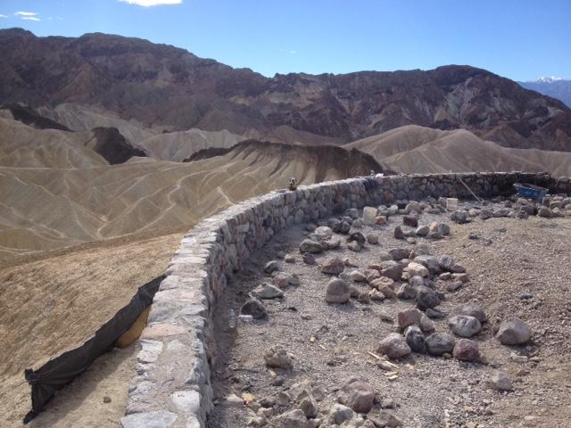 Rock Wall Install (3).JPG