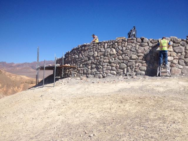 Rock Wall Install (5).JPG
