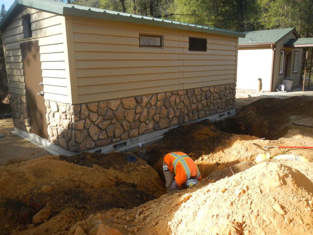 Plumbing of New CXT Control Building.JPG