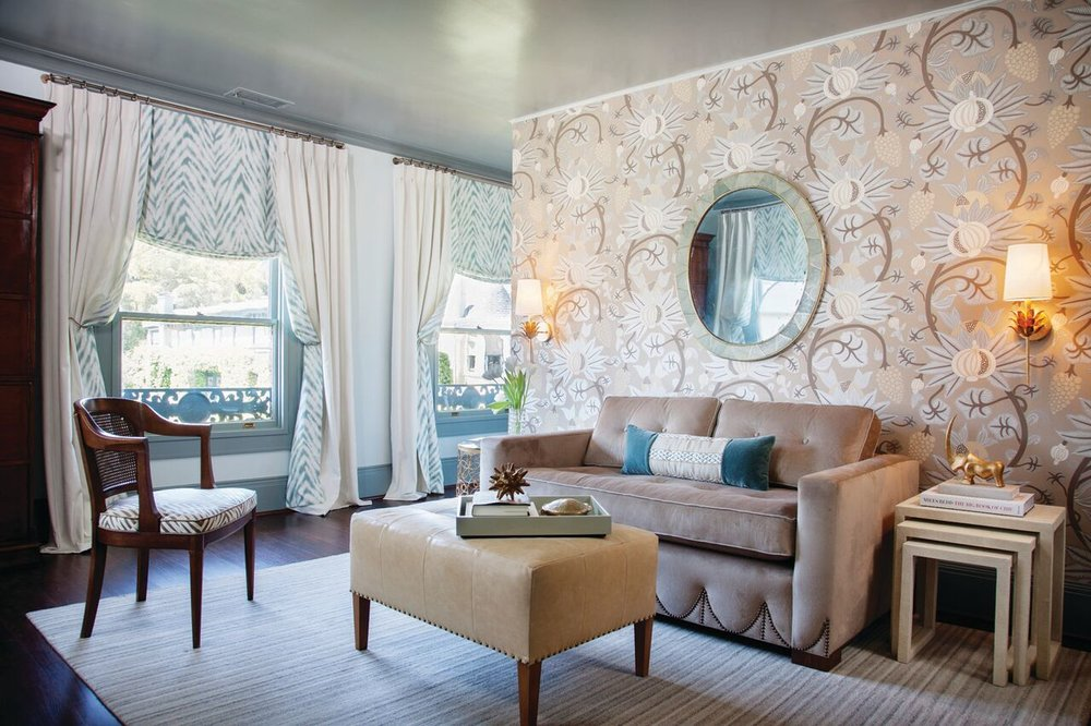 Coddington Design, Guest Suite at the 2014 San Francisco Decorator Showcase