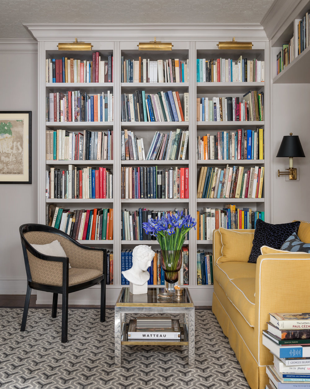 John K. Anderson Design  Library  Aaron Leitz  Photography