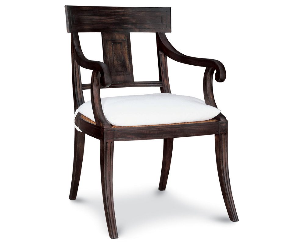 Alfonso Marina  Milos Arm Chair