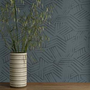 Miramar Wallpaper by Elworthy Studio
