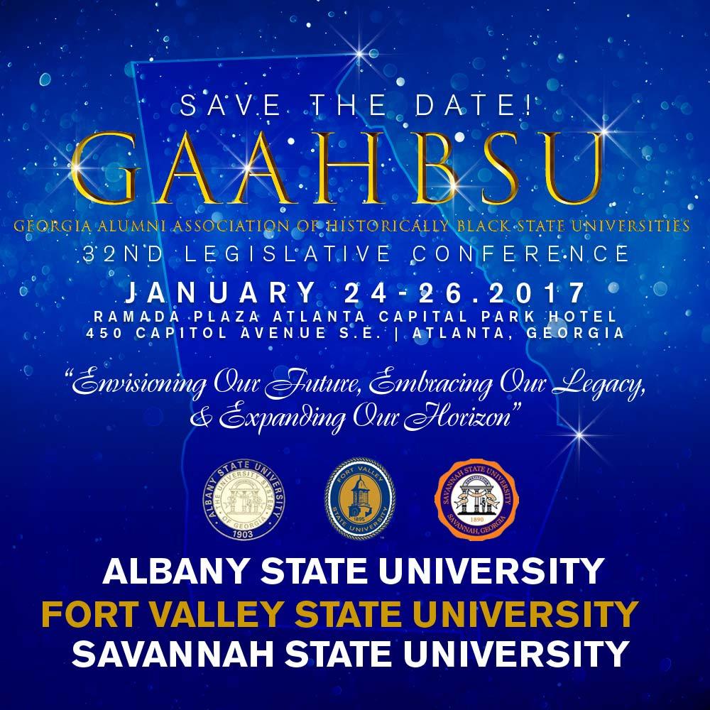 Save the Date! GAAHBSU