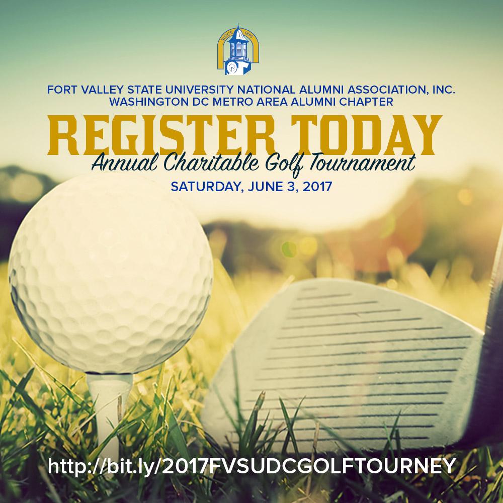 Charitable Golf Tourney