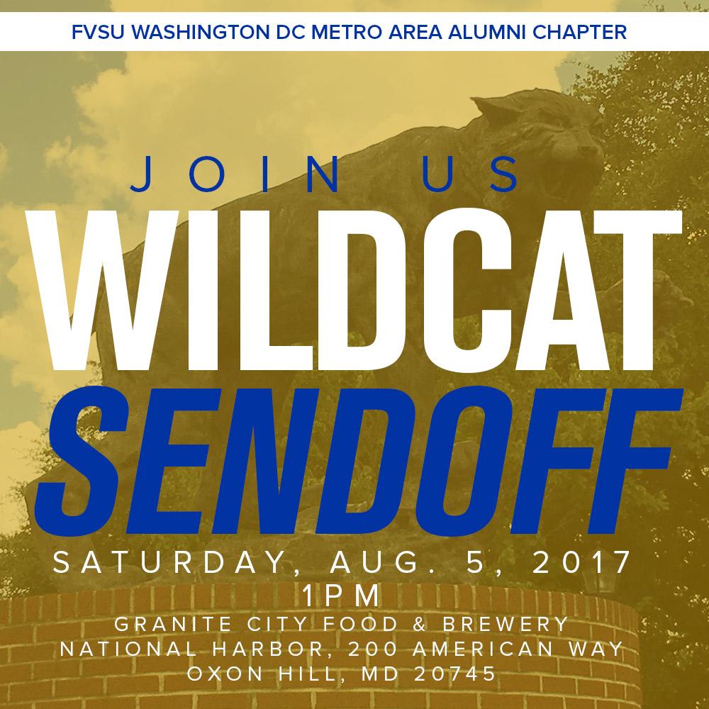 Wildcat SendOff