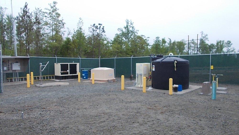 Wastewater Pump station design