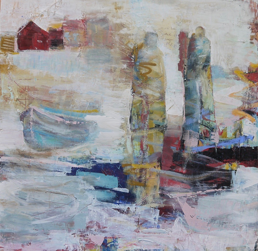 """40"""" x 40"""" (5) S sold"""