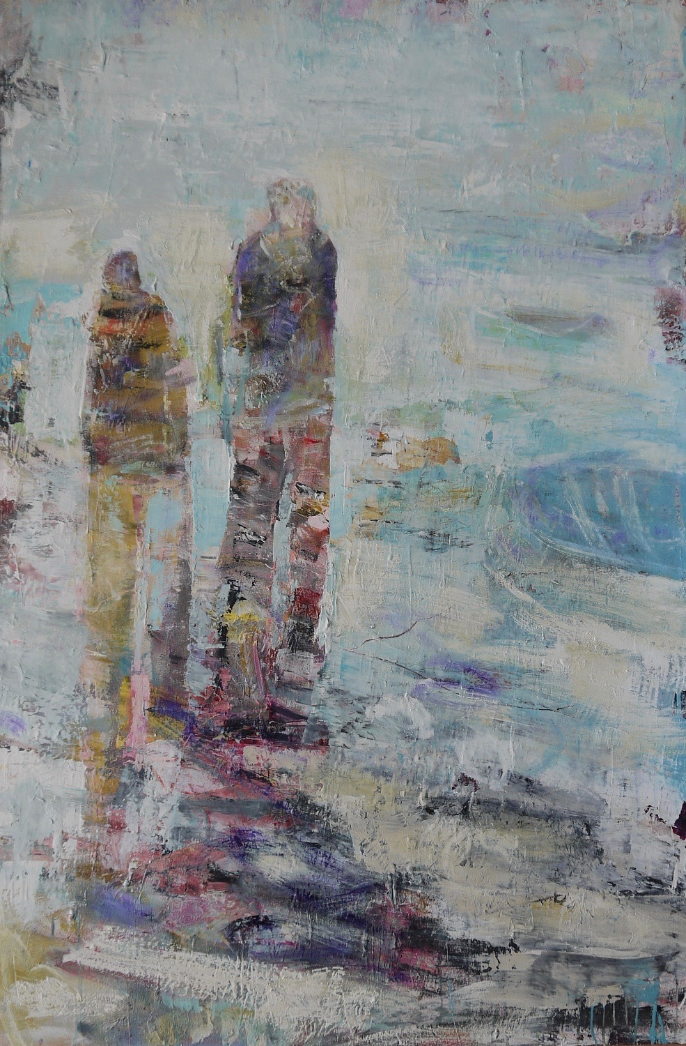 "40"" x 60"" (1) sold"