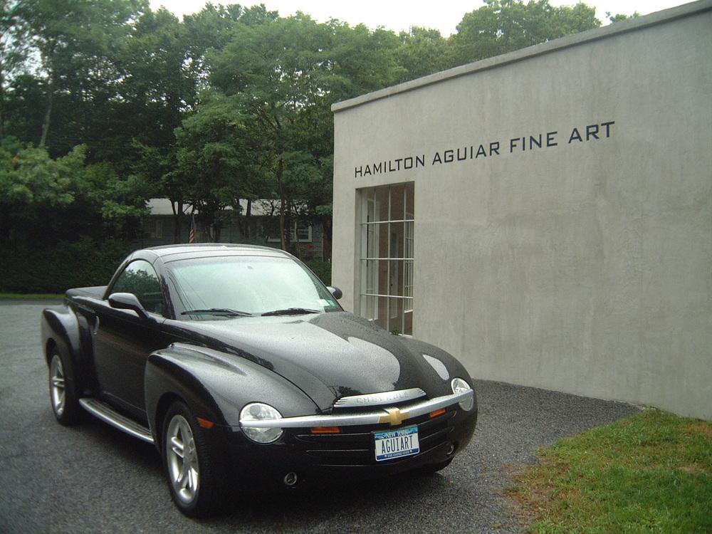 My Studio/Gallery  Southampton, NY  2004