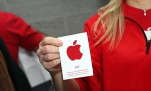Apple Repair Center Option?