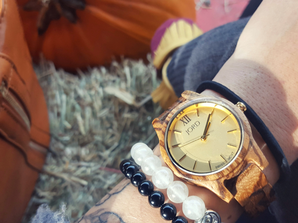 Cool Wood Watch