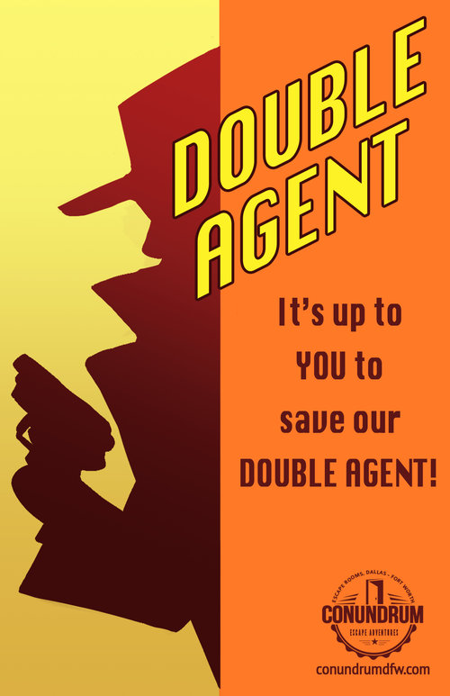 Double Agent Escape Adventure