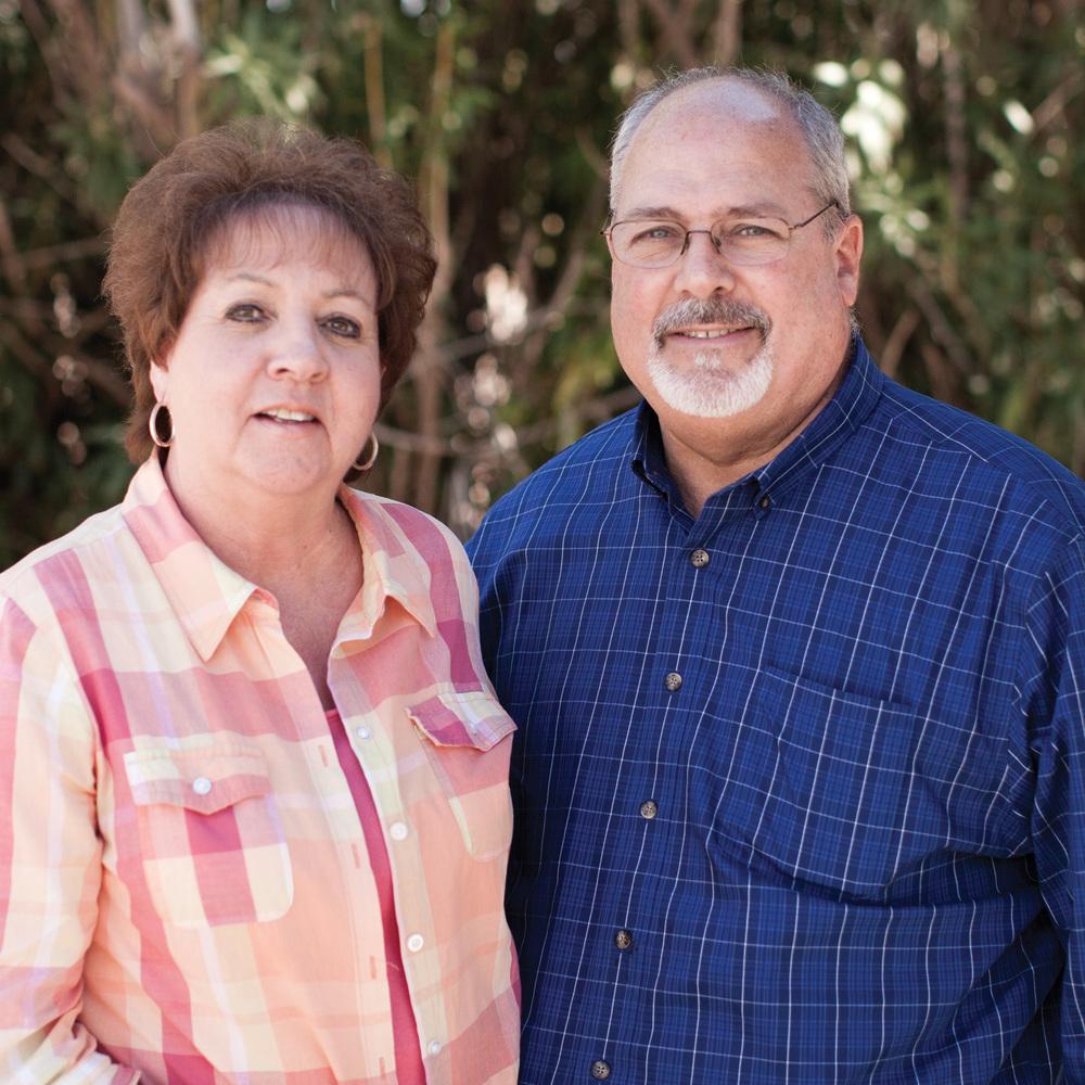 Brian & Denice Gandy