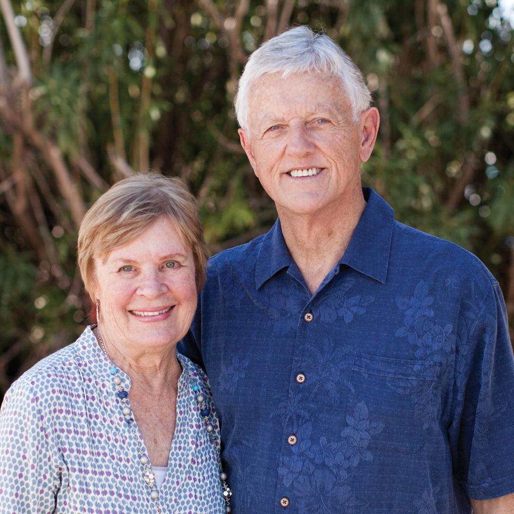 Dr. Linus & Sharon Morris