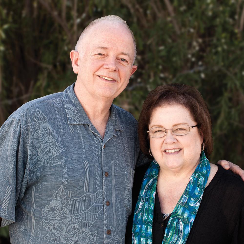 Carl & Carolyn Palmer