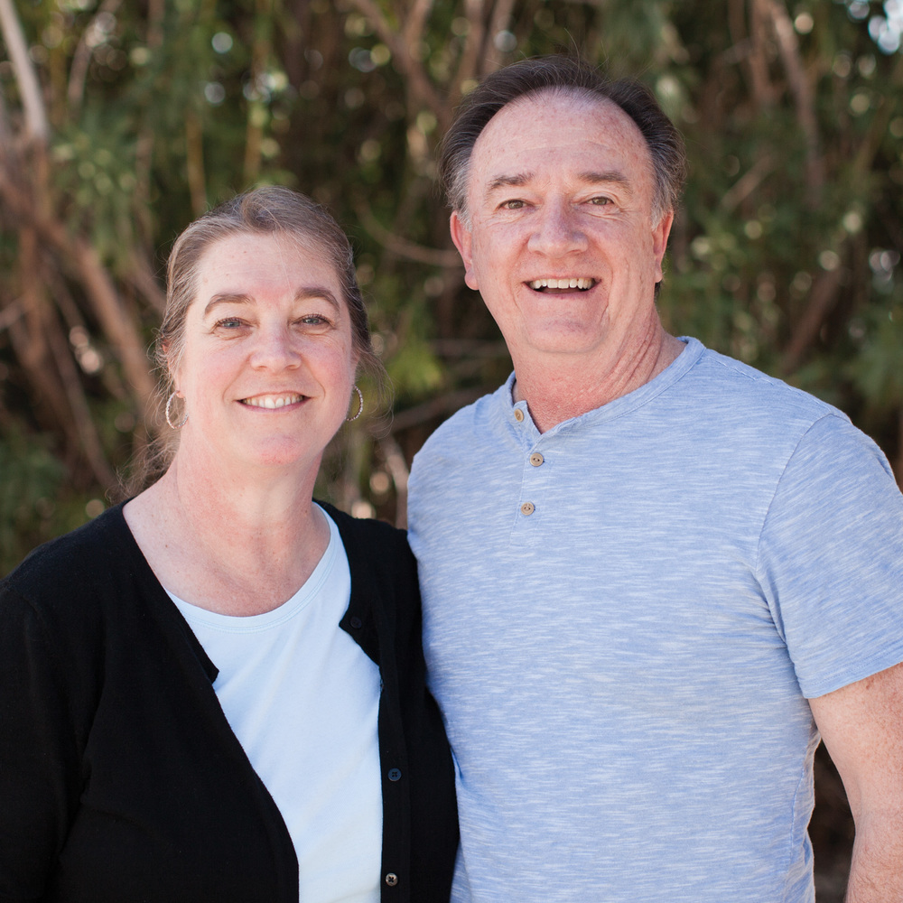 Tom & Mary Lou Shedd
