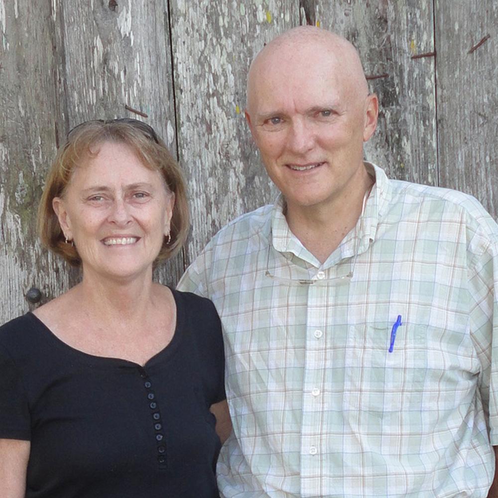 Jim & Cheryl Warner