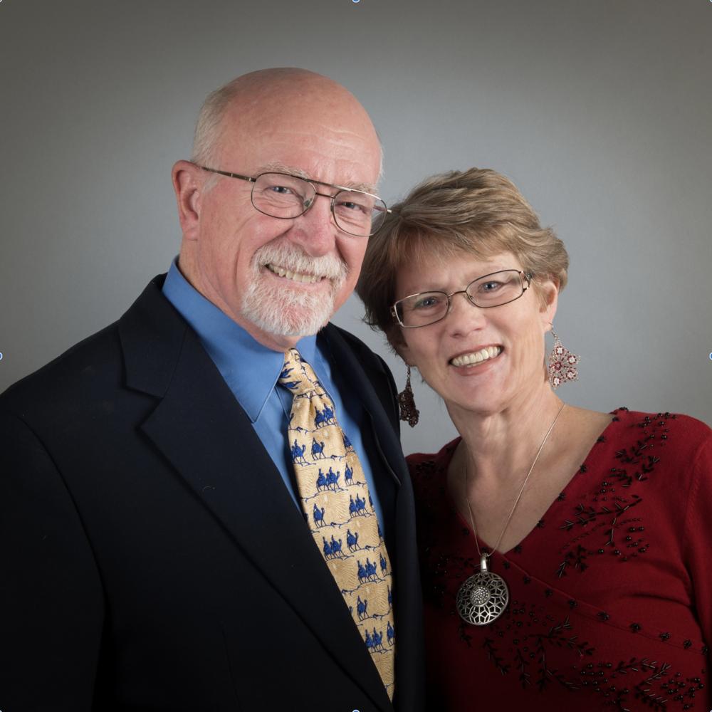 Dr. Ron & Sharlynn Rushing