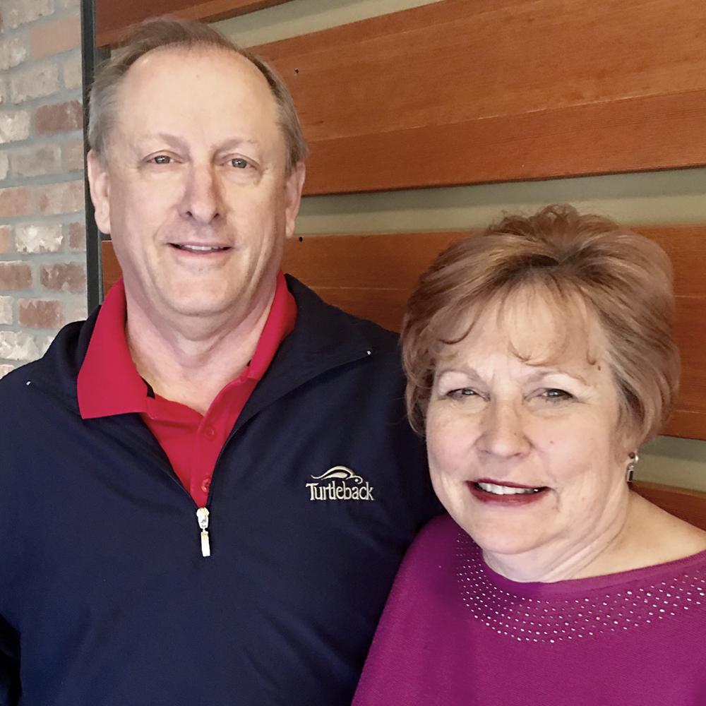 Scott & Sandra Bauer