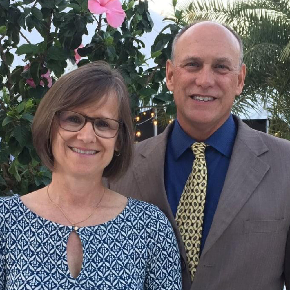 Dr. Douglas & Joan Dorman