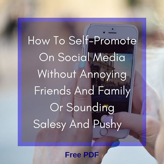 Know that you need to promote your business but hesitate to share for fear of annoying or coming across as too salesy? You're not alone. We hear this comment at least once per week and as a result we decided to create a FREE PDF with several examples of what to post without being pushy or annoying. Follow these steps and your audience will LOOK FORWARD to receiving your posts! Click the link in the bio to download the free PDF or copy and paste this link - http://bit.ly/2CedGQa