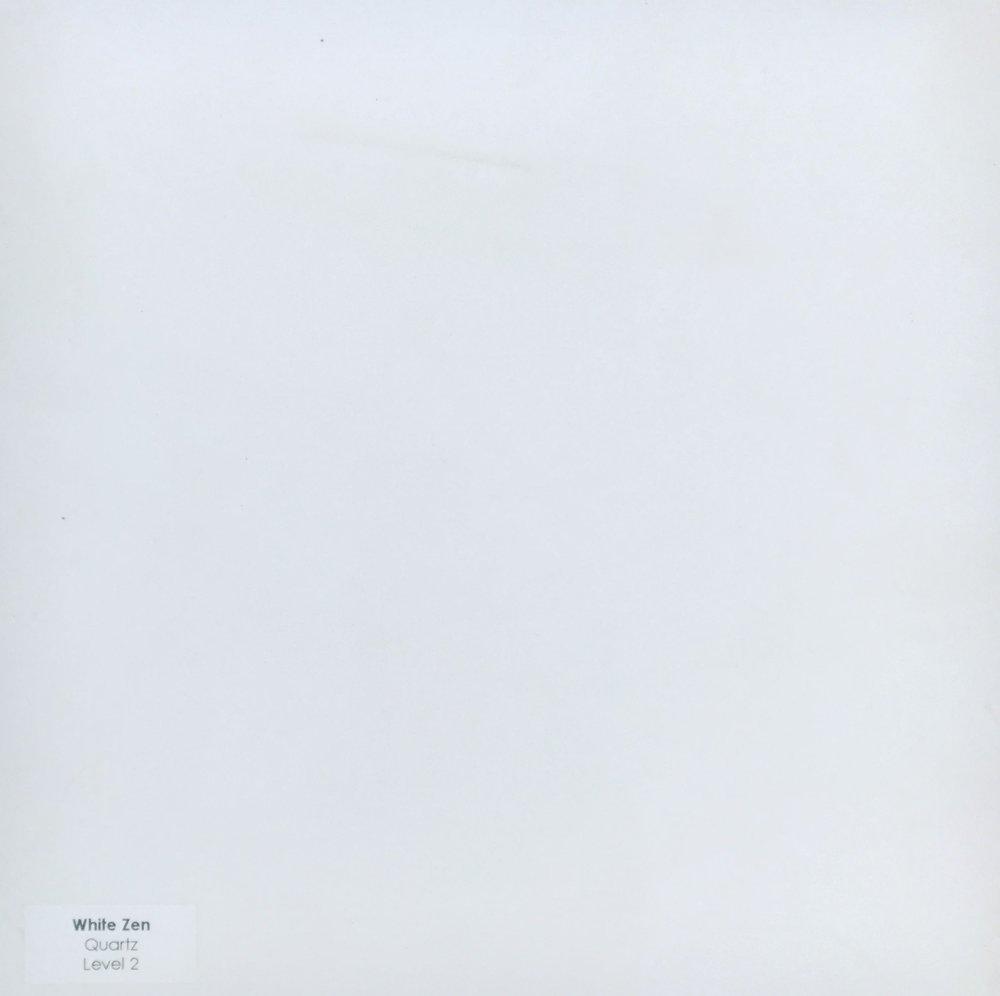 White Zen (Quartz)