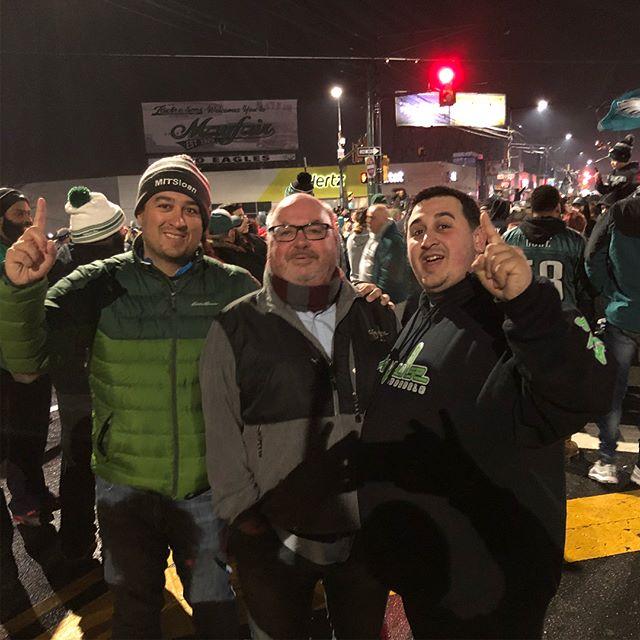 The Eagles did it!!!!!!!!!!!!!!!!! #superbowl52 #philadelphiaeagles