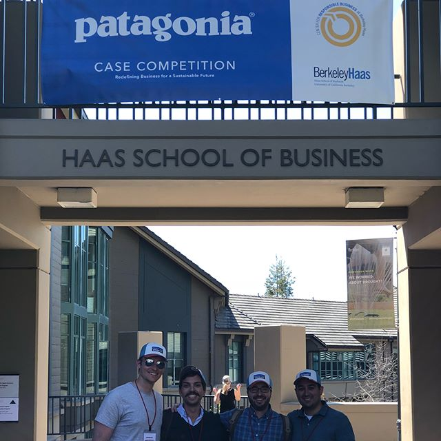 First day at the Patagonia Case Competition at UC Berkeley is in the books. Today was absolutely incredible! We loved meeting all of the other schools today and interacting with Patagonia staff!  Can't wait to pitch our ideas tomorrow!!! #MITSusty #MITSustainability