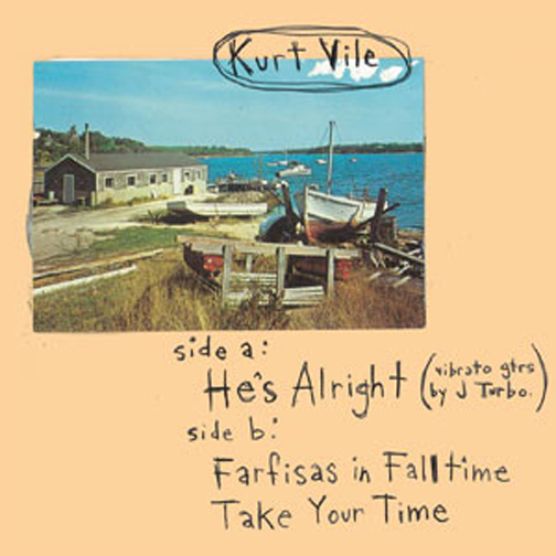 "Kurt Vile - He's Alright 7"" (Matador Records)   Engineer, Mixer on ""He's Alright"" ""Take Your Time"""