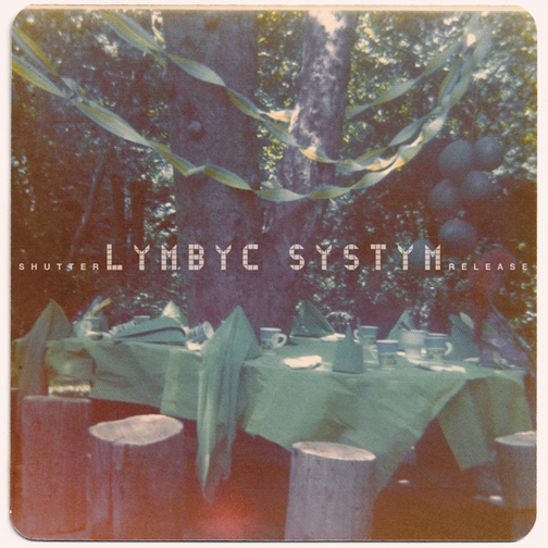 Lymbyc Systym - Shutter Release (Mush Records) | Engineer, Guitarist