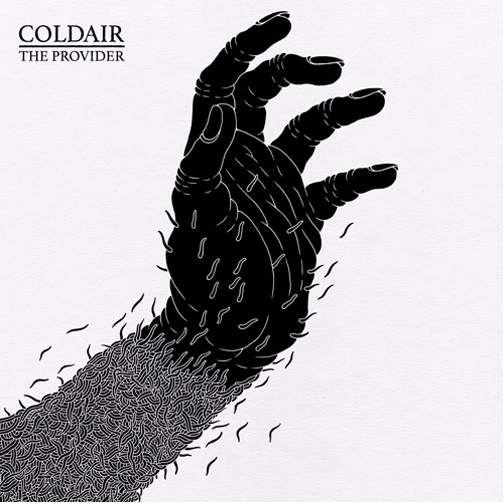 Coldair - The Provider (Twelves Records) | Co-Producer, Engineer, Mixer
