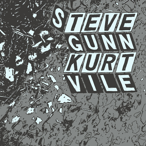Kurt Vile / Steve Gunn - Parralellogram mini-LP (Three Lobed)   Engineer, Mixer