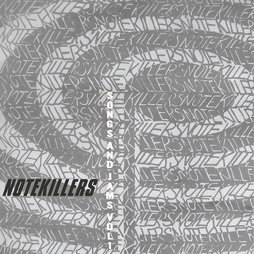 Notekillers - Songs and Jams Vol. 1 (American Bushmen) Side 2   Engineer, Mixer