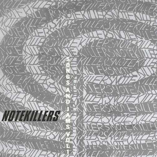 Notekillers - Songs and Jams Vol. 1 (American Bushmen) Side 2   Engineer, Mixer