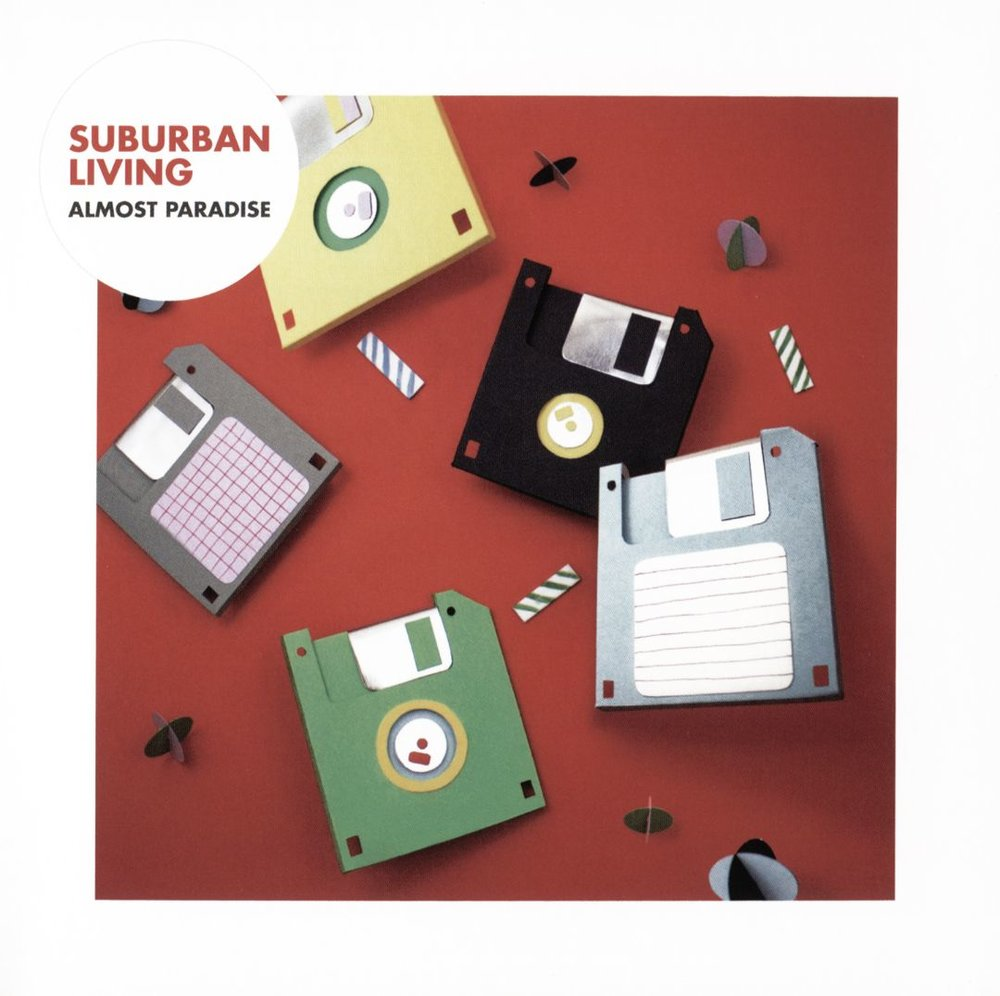Suburban Living - Almost Paradise (6131 Records) | Engineer, Mixer