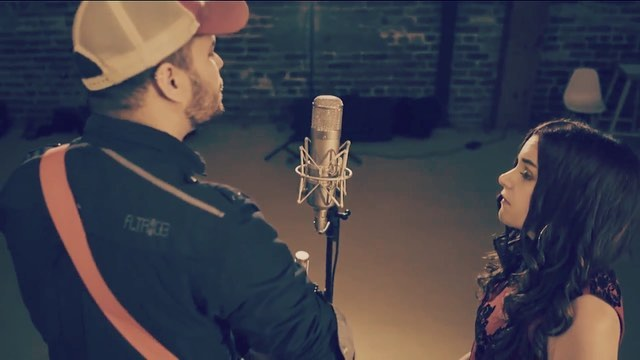"""We are here to love each other"" - @shelbytexasduo . Have a look/listen to their new video with a powerful song remembering last year's tragedy in Charlottesville. Link in bio"