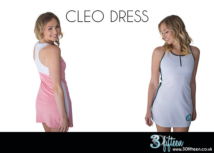30Fifteen Cleo Tennis Dress Pink & White.jpg