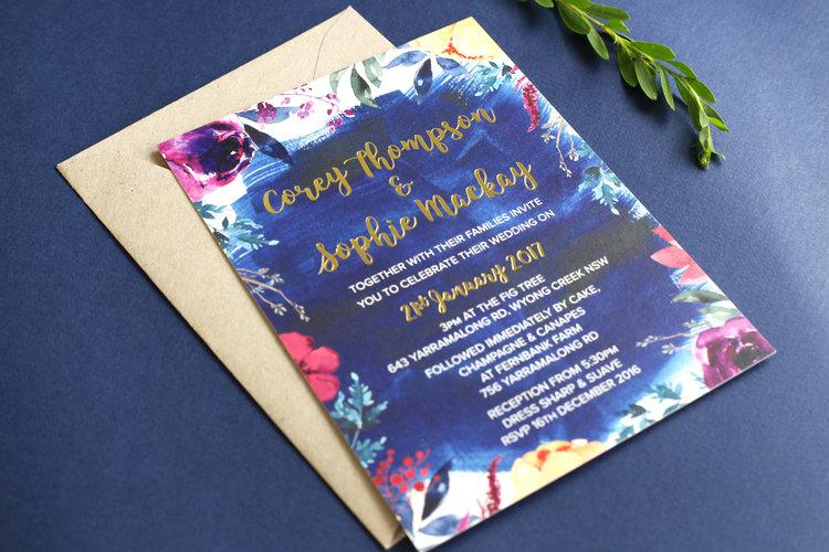 Wedding invitations oh yonder invitation design melbourne wedding invitations oh yonder invitation design melbourne invitation design australia stopboris Images