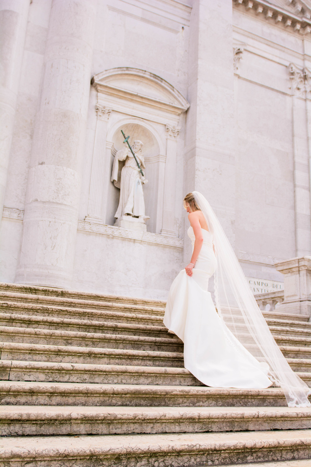 Venice Italy Wedding Redentore Chapel
