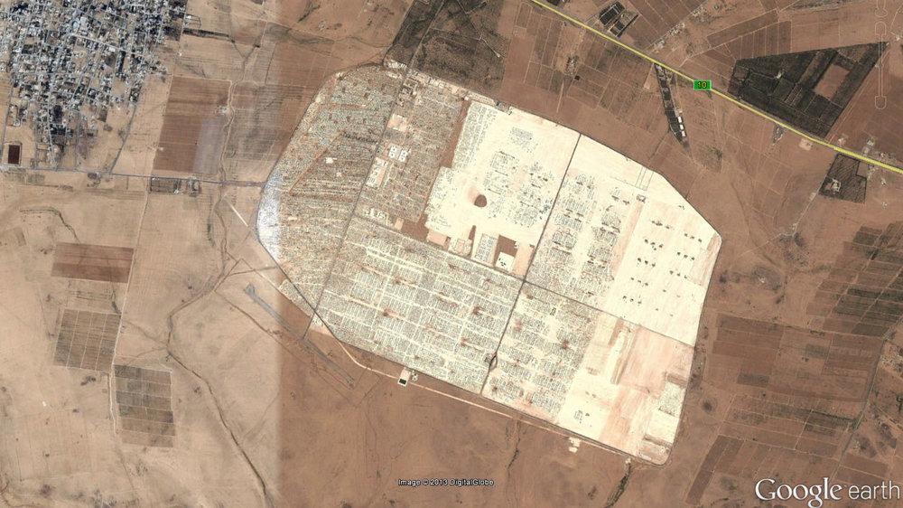 UNHCR Zaatari Camp (مخيم الزعتري), Jordan, 2013