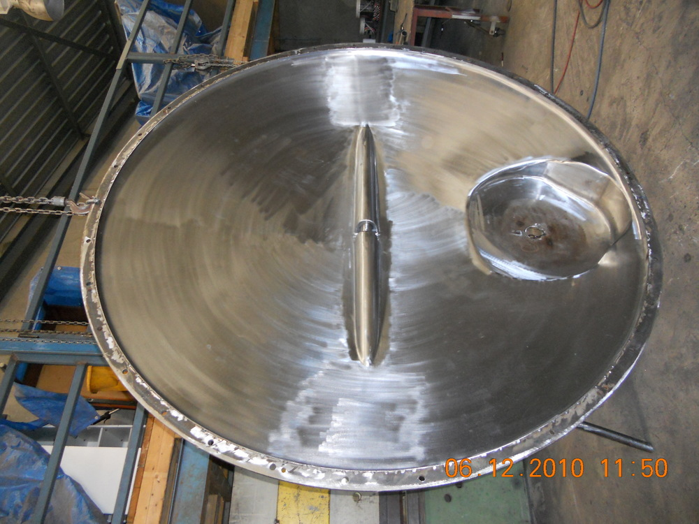 Round Water Tank Lid Mould