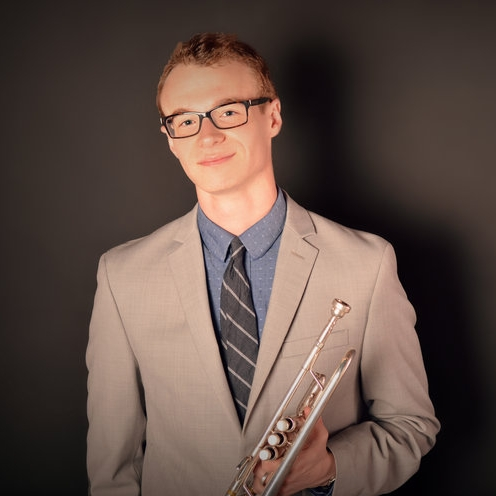 Daniel Egan, trumpet    Daniel   is a native of Verona, New Jersey, and a recent graduate of the Shepherd School of Music at Rice University, studying with Professors Barbara Butler and Charles Geyer. Mr. Egan received his undergraduate degree at Indiana University as a student of John Rommel. Professionally, he has performed with numerous orchestras including the New York Philharmonic, National Symphony, Houston Symphony, Alabama Symphony, and the Jacksonville Symphony. He was a fellow with the National Repertory Orchestra in the summer of 2013. He is an active member of Loop38, a Houston-based new music collective. An enthusiastic teacher, Daniel was the trumpet faculty member at the Luzerne Music Center in Lake Luzerne, NY. He maintains an active studio in the greater Houston area and in his spare time enjoys playing jazz, reading, and exercising.