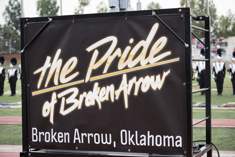 The Pride of Broken Arrow