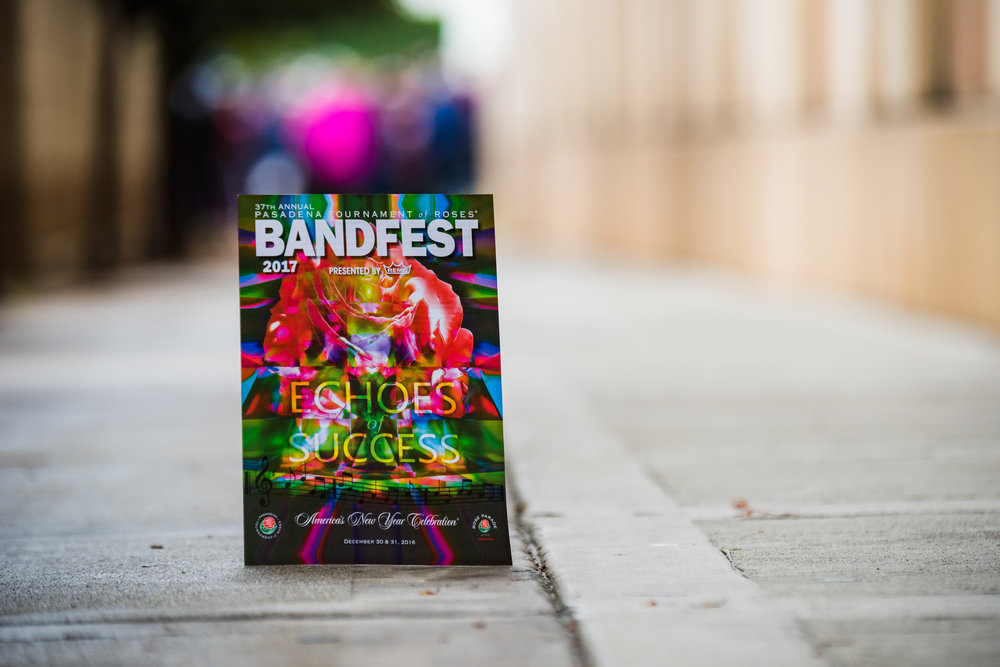 Band Fest at Pasadena Community College