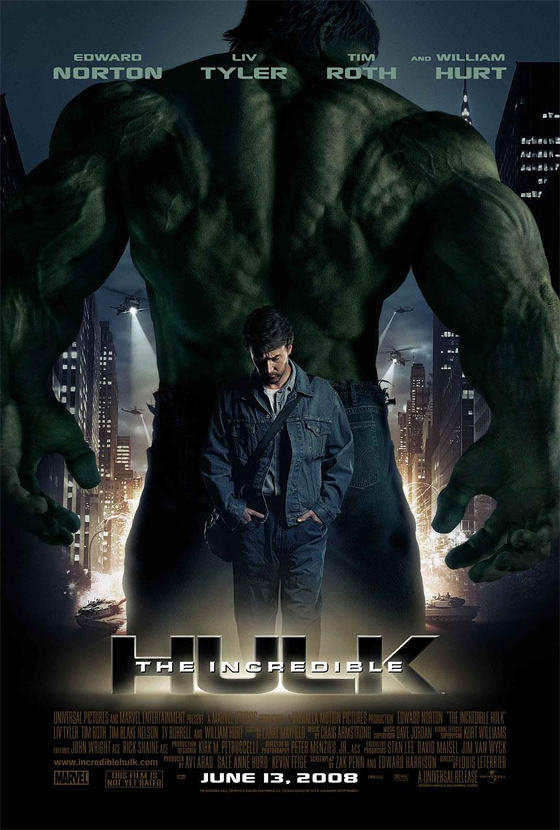 One of the MCU's first outings way back in 2008, The Incredible Hulk failed to make a strong impression, especially coming out in the shadow of the first Iron Man. The movie only grossed $263 million worldwide, while Captain America: Civil War made $180 in it's opening weekend alone! We're sure not going to see another Hulk standalone film for a long time.